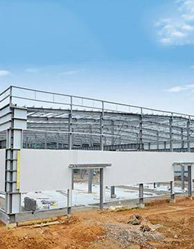 钢结构厂房屋顶