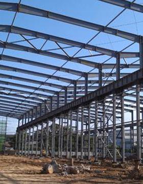 钢结构厂房承建