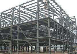 南平钢结构简易厂房