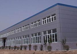 车间厂房钢结构