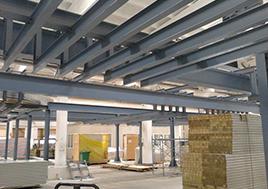 钢结构支撑平台