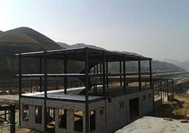 钢结构阁楼平台