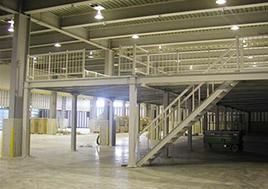 室内钢结构平台