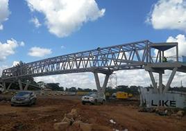 大型桥梁钢结构