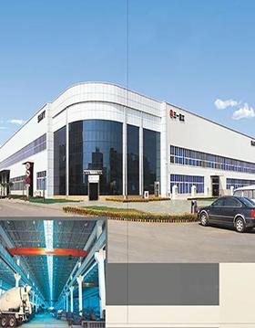 电厂钢结构