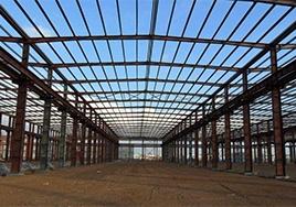 南平屋顶钢结构