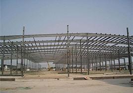 厂房建筑钢结构