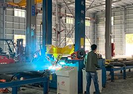 福州钢结构加工厂房